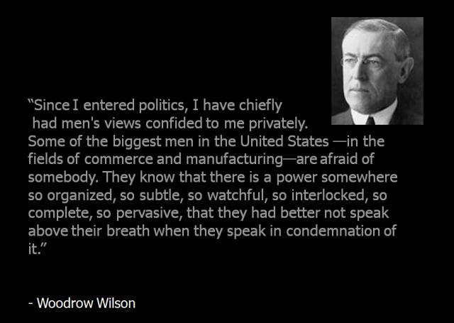 wilson on conspiracy