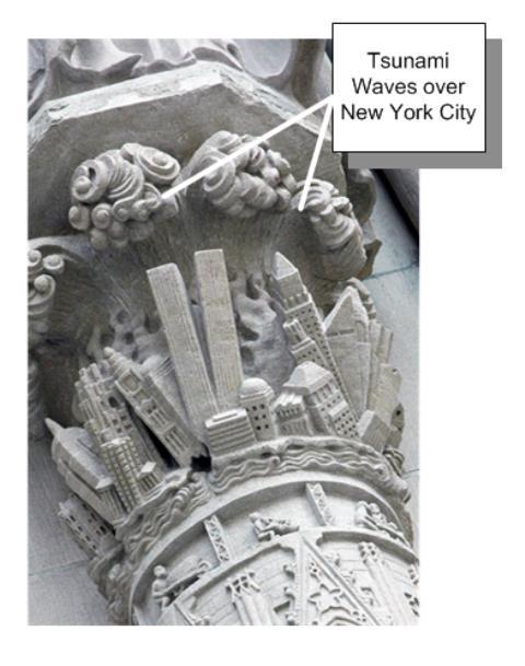 NYC Tsunami waves